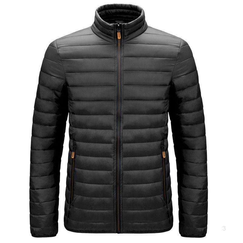 Erkekler kış sıcak açık aşağı ceket sıcak satış moda UBKJAB