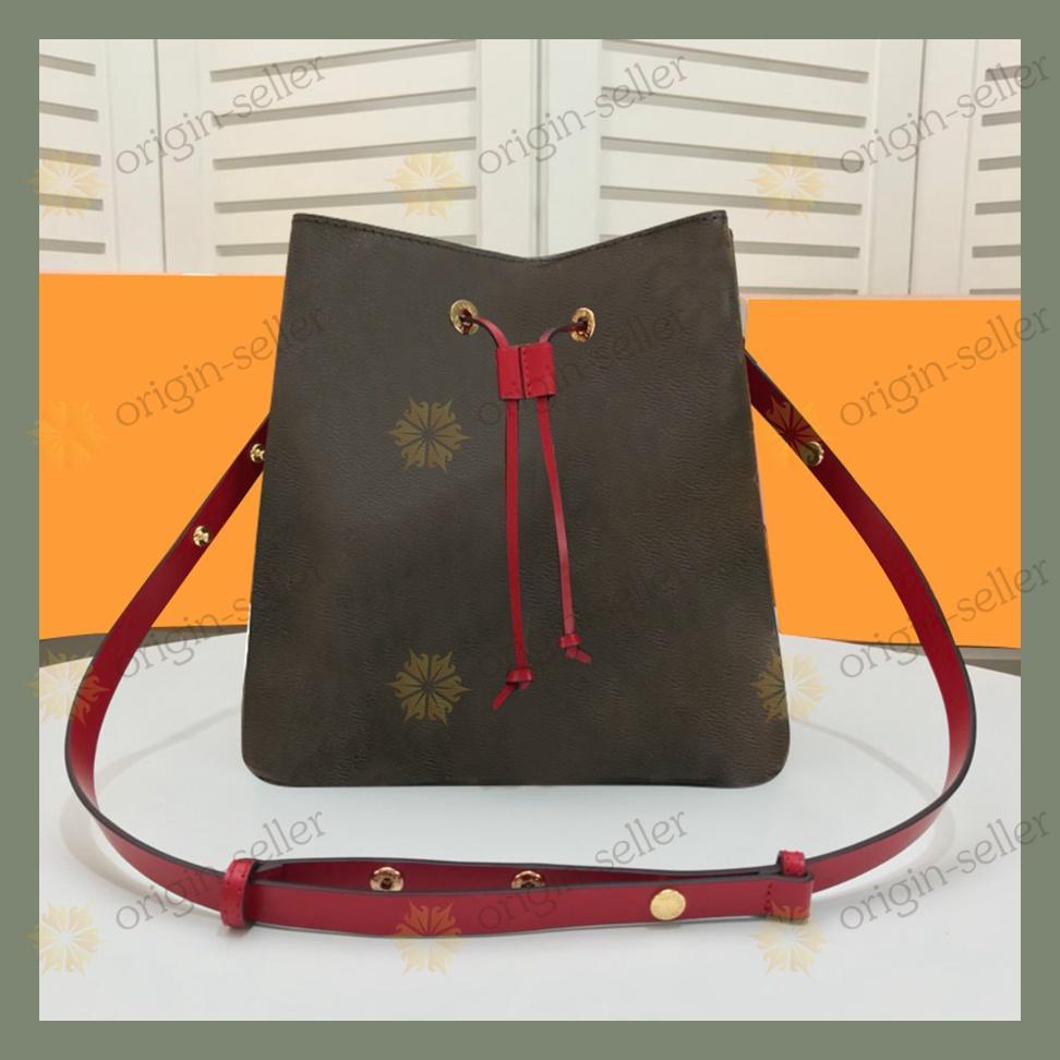 Nouveau sac à bandoulière tissé dames cordon de serrage été sac seau paille sac à main de plage portefeuille commercial Voyage sac à main tissé LS Livraison gratuite