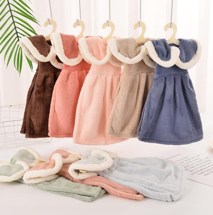 أحدث منشفة فستان الأميرة لطيف لديها العديد من الأساليب للاختيار من بينها، مناشف، ملابس صغيرة، شنقا مناديل ماصة للأطفال