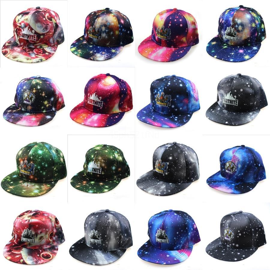 Hip Hop Moda Cap Impreso Cayler Sons Camo anacardo Flores Snapback Sombreros Fortnite béisbol de la letra impresa Caps Gorras Planas Casquette # 441