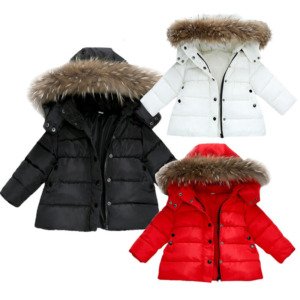 Autumn Winter Warm Coats For Boys Baby Girls Jackets Kids Hooded Outerwear Coat Children Clothes Deals