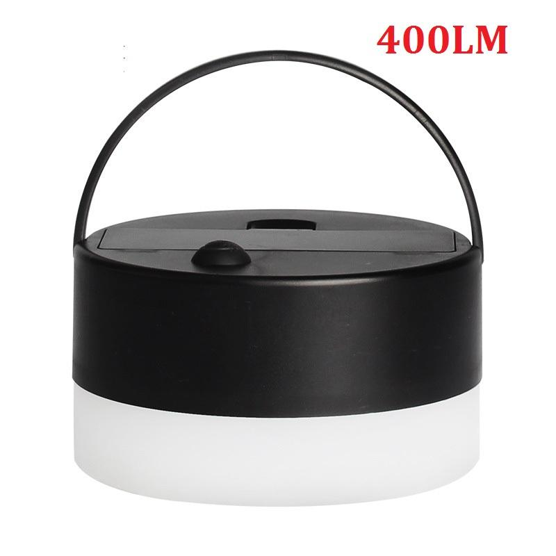 Mini Portable Solar Night Lantern Lights Solar Camping Tent Lamp With Hook Solar Flashing Emergency Light Bulb For Fishing Hunting