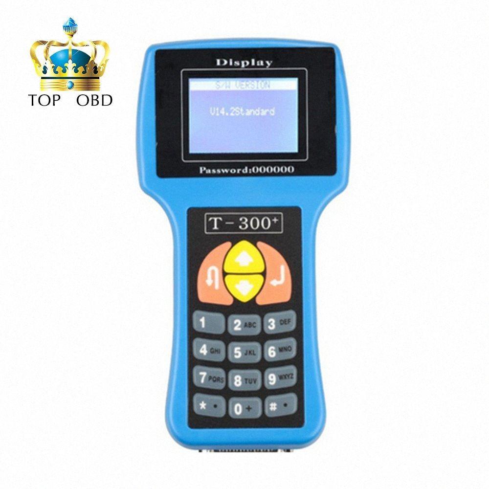 Unidade principal de venda de T300 programador chave 2.015,02 Inglês Versão T 300 para Multi Marca veículo automóvel Diagnóstico T300 RxiB #