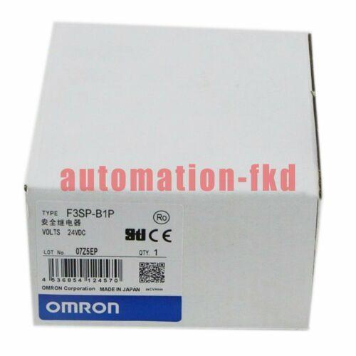 Новый в коробке Omron 1шт F3SPB1P F3SPB1P PLC гарантия один год
