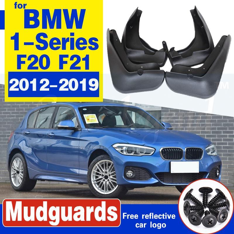 Auto-Schmutzfänger für BMW 1er F20 F21 2012 ~ 2019 Fender Schlammschutz Splash Flaps Radschützer Zubehör 2015 2016 2013 2014 2017 2018