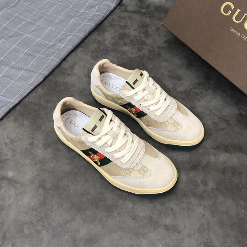 Designer de Luxo Mens calçados casuais Drop Ship respirável exterior Caminhada Homens clássico Sneakers Kuitixm Lace -Up Low Top Shoes Scarpe Da Uomo
