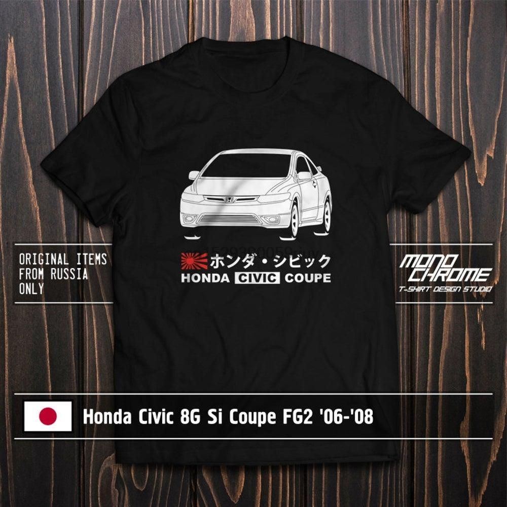 T-shirt Civic Si 8G Coupe FG2 06 08