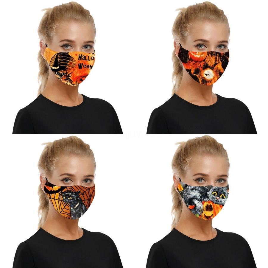 2 Göz Kalkanı Çocuklar toz geçirmez Yıkanabilir Karikatür valf ile 1 Valf Yüz Maske olarak Koruyucu Yüz Shield Bisiklet Yeniden kullanılabilir Yüz Maskeleri RRA3 # 359 Maske