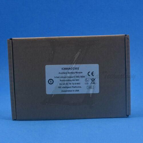 1PC New Fanuc IC695ACC302 GE PLC controller battery one year warranty