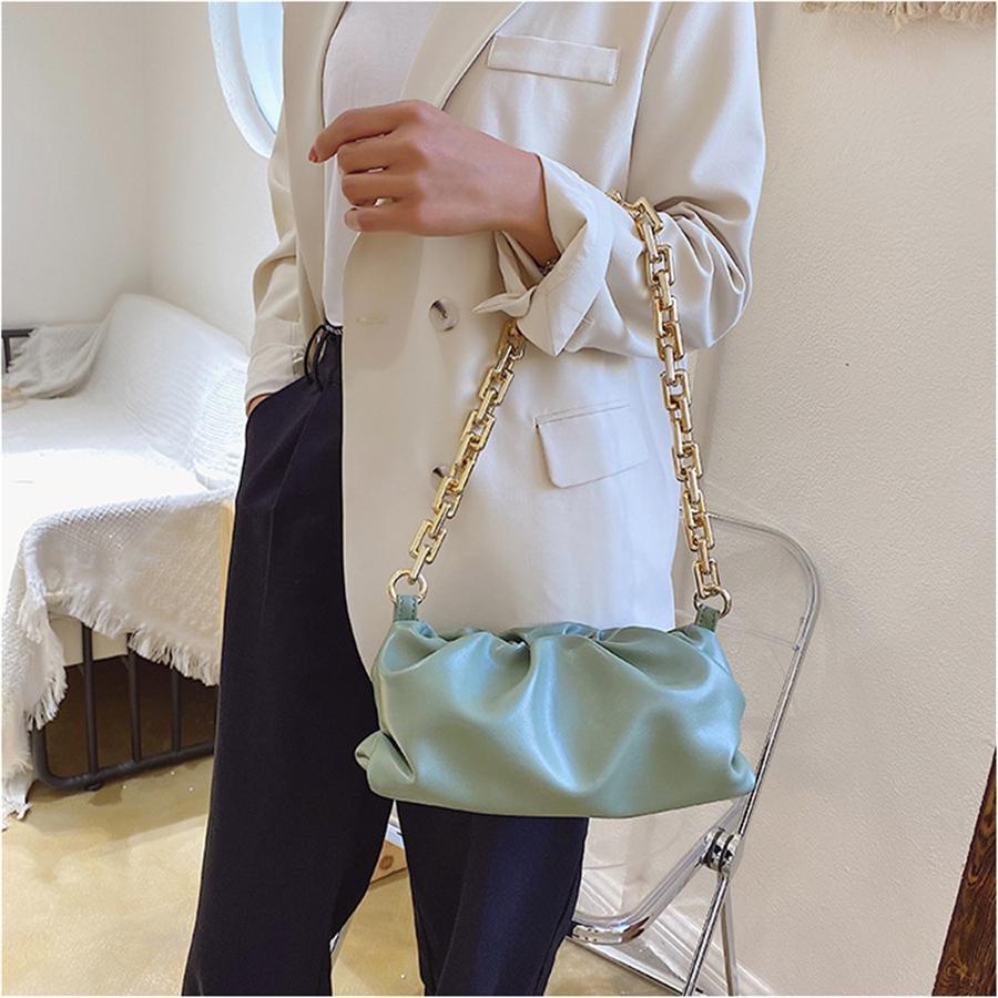 2020 Frühling und Sommer der neuen Damen Achseltasche Multifunktionshandtasche koreanische Version der Retro-einzelne Schulter Achsel-Beutel-Frauen # 769