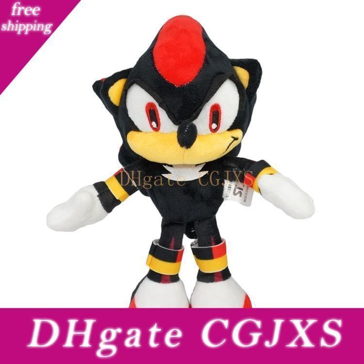 Sonic poupée en peluche Sonic en peluche pour les enfants de cadeau d'anniversaire de Noël