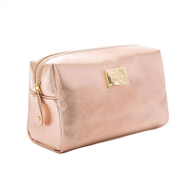 Femmes Neceser Organisateur Travel Maquillage Make Up Sacs Cosmétic Maquillage Sac Embrayage Fashion Case Dames Beauty Toot Soot Pochette Bcwar