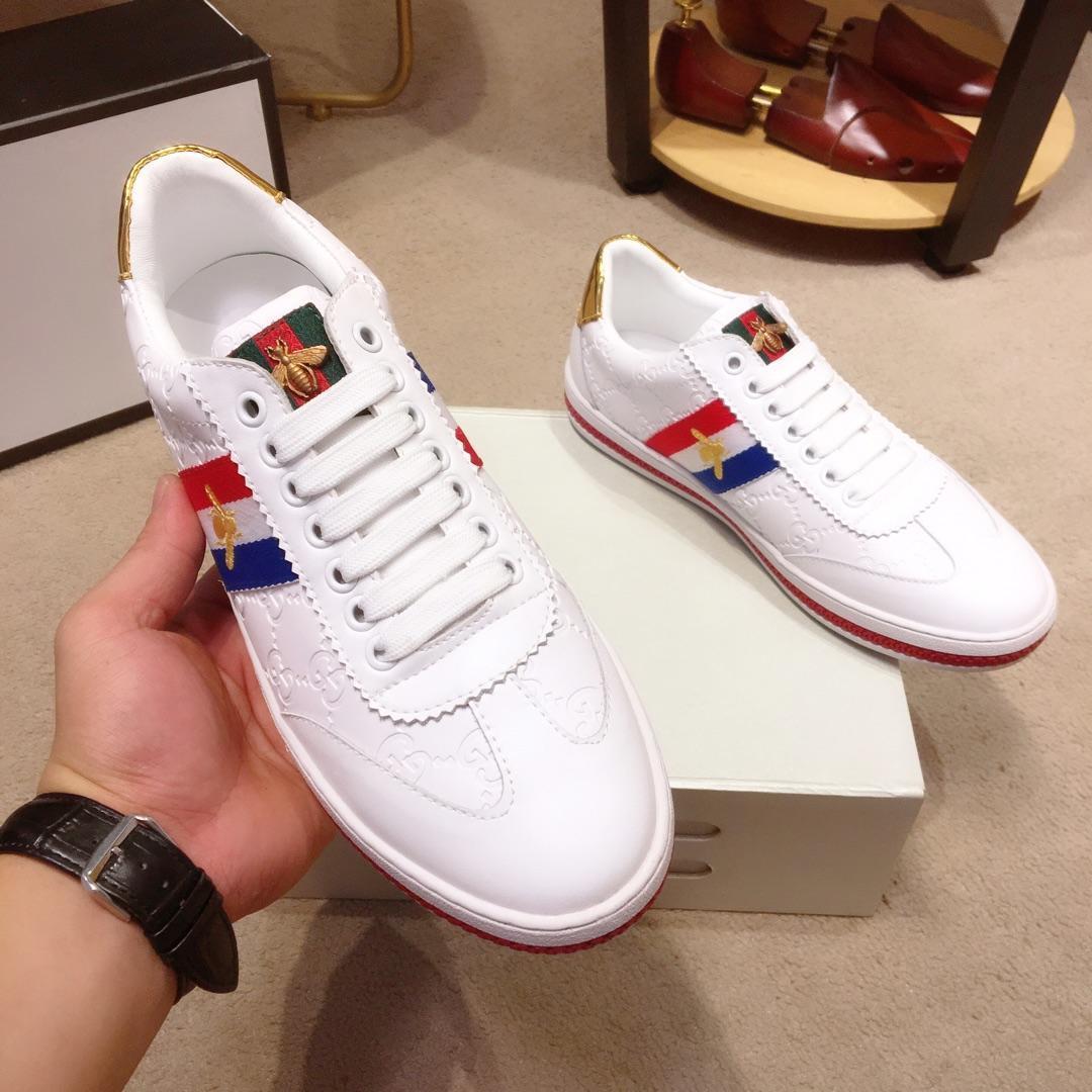 2021k Autumn Limited Edition Trend Men 'S кожа Повседневная низкий Растеряев ботинки, высокая -End Мода Дикого Спорт Мужчины'; S обувь, оригинальные Бо