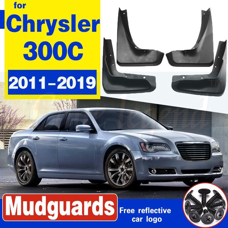 Bavette pour Chrysler 300C 300 C 2011 ~ 2019 Fender boue Garde Splash Rabats Garde-boue Accessoires 2012 2013 2014 2015 2016 2017 2018