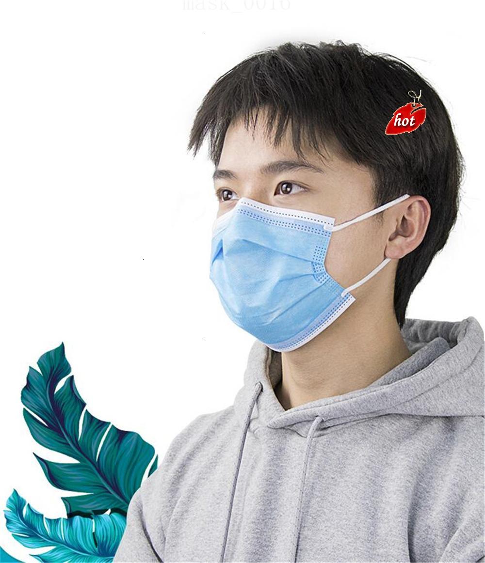 Navire oreille 3D Dhl Type de Adultren'S Cartoon coton visage jetable 50PCS masque pour adulte bébé DQ6R 5ZMJ
