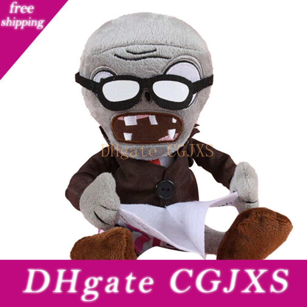 Растения против Зомби Плюшевые игрушки серии Куклы Малые Zombies Плюшевые куклы завод куклы Набор подделать новые подарки