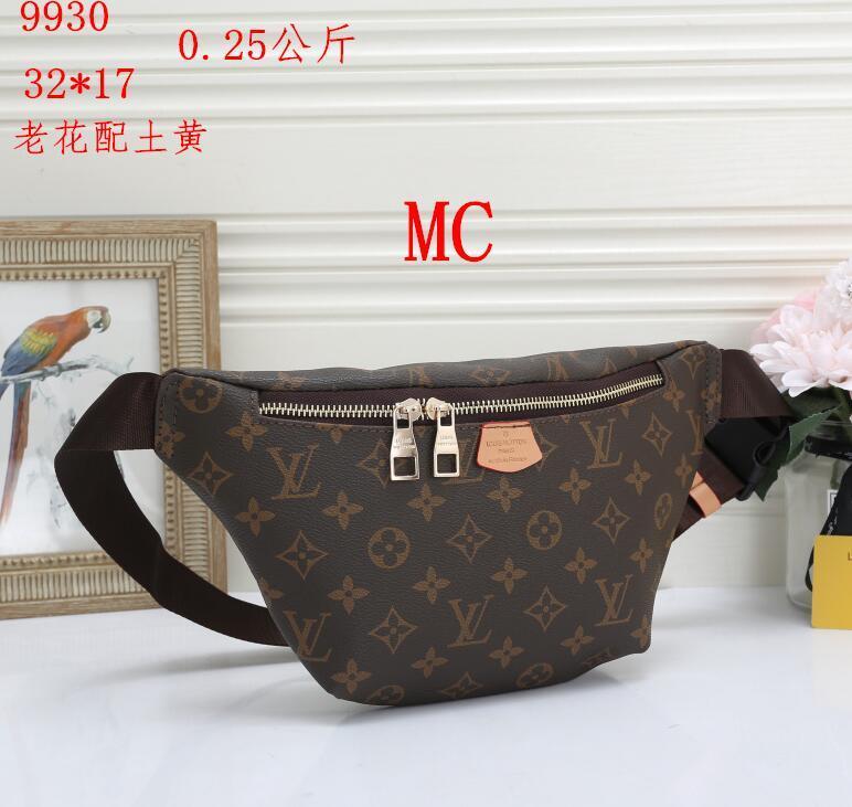 Nouveau sac messager concepteur dames sac à main portefeuille classique des femmes de la mode sac d'embrayage en cuir souple de luxe fois fannypack taille bag2