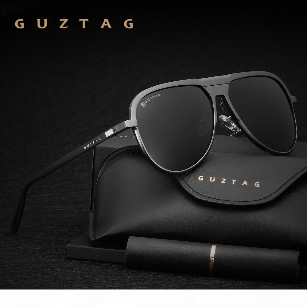 Classiche da uomo Occhiali da sole in alluminio HD polarizzato UV400 Specchio Maschile Occhiali da sole donne per gli uomini Oculos de sol G9828