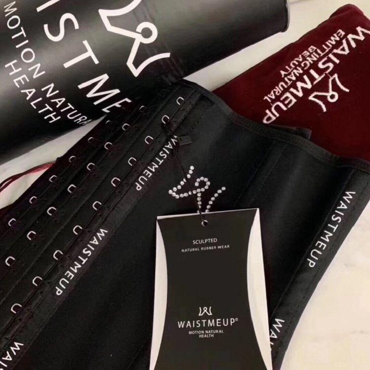 WAISTMEUP WAISTMEUP фитнес Waistband 7,0 ремня талии запечатанных Корректирующая одежда талия защищающей талия покрывающей Олимпийский бриллиант 6.0 формы