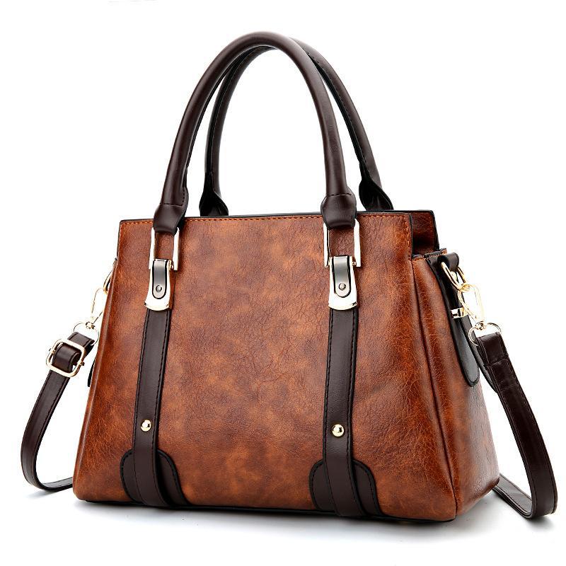 Дамы руки сумка Роскошных сумки кожаных сумок Женская Женщина Сумки дизайнерской Crossbody Сумка для женщин Брауна Color2020