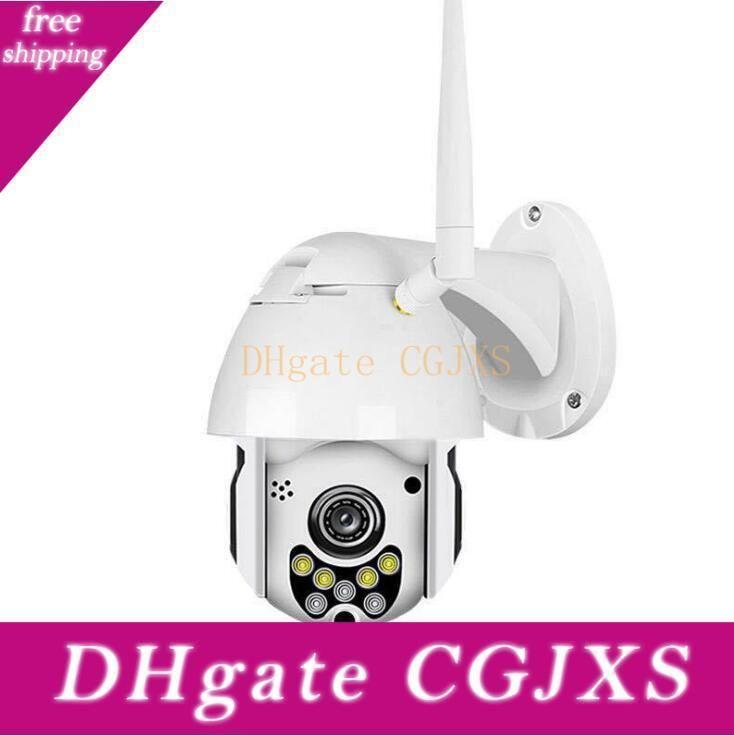 2020 -New 1080p 2mp Wireless Ip Camera Speed Dome Cctv Security Cameras Outdoor Ir Night Vision Audio P2p Camera Wifi
