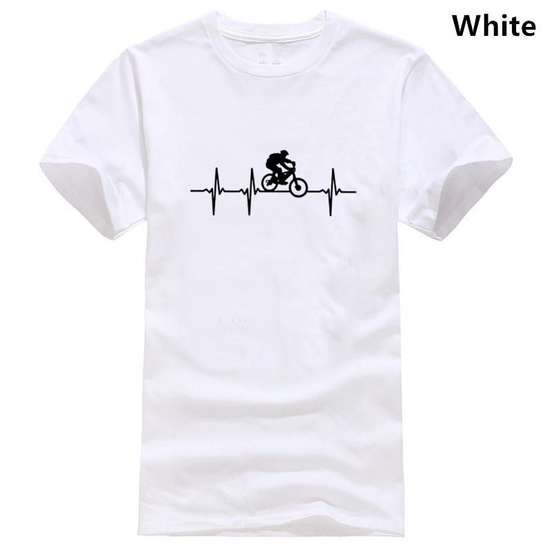 Camisetas de los hombres del motorista Puls motorista de la montaña camiseta Pulso Cyclinger Ciclo del inconformista de manga corta T-tapas de la camisa de gran tamaño