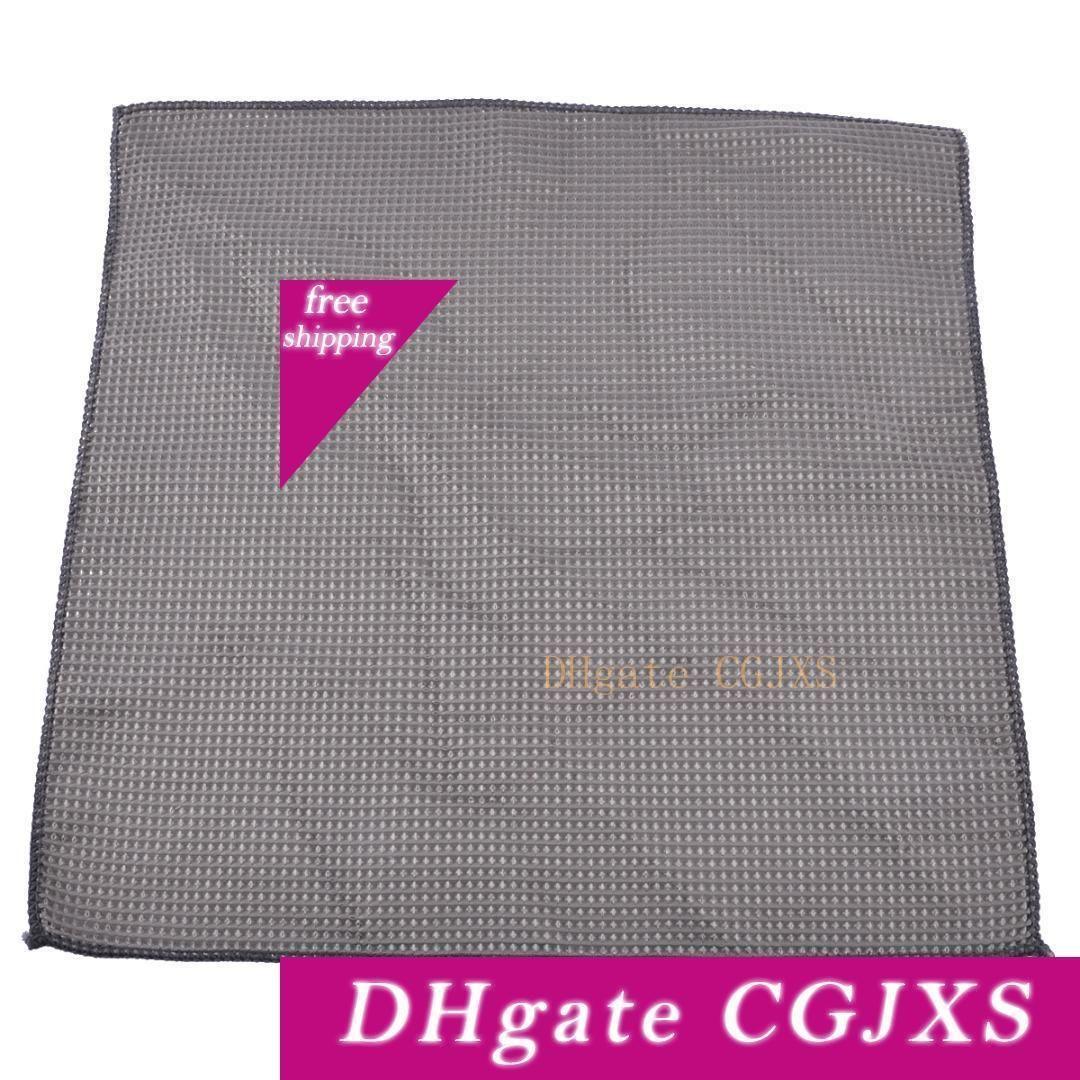 Mayitr 40 x 40cm microfibra toalha macia de limpeza Car Wash seco Polimento Detalhe Cloth Car Care