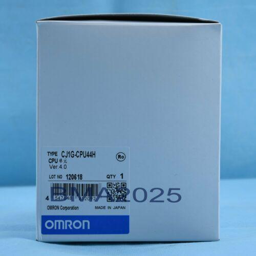 1P NEW IN BOX OMRON PLC CJ1GCPU44H CJ1GCPU44H سنة واحدة الضمان