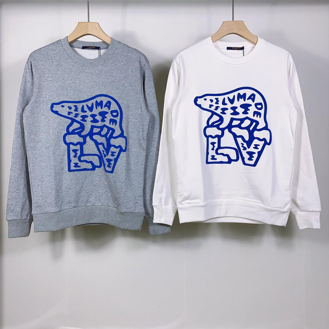 Inverno New Fashion Outono Homens capuz Jacket Designer Hoodies Primavera 2020ss tamanho Thrills Arrepios Letters moletom com capuz: S ~ 3xl sq895