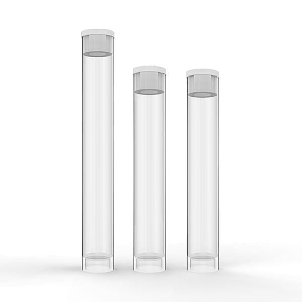 wholesale factory supply !clear tank packaging e cig tanks plastic tube without cartridge for the co2 oil cartridges -03