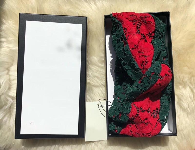 Дизайнер кружево Тюрбан Упругие ободки для Дорогих женщин хорошего качества Bands дамы волос головных уборов аксессуаров для волос рождественских подарков