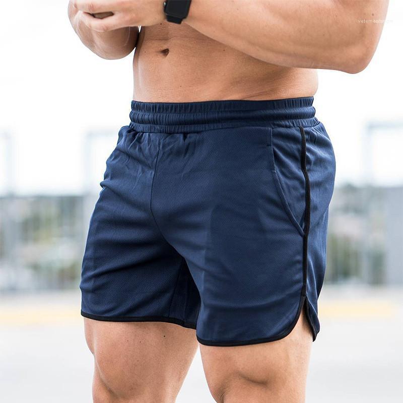 Gevşek Elastik Bel Şort Yaz Günlük Moda Erkek Pantolon Erkek Tasarımcı Yaz Şort Pantolon Spor Plaj Katı Renk