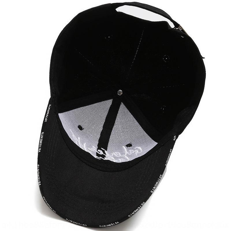 dWkI4 Mi Mi mesmo chapéu da moda coreana Internet estilo br sol All-jogo areia Protetor solar Baseball primavera boné de beisebol e Celebrity verão pr fxIM5