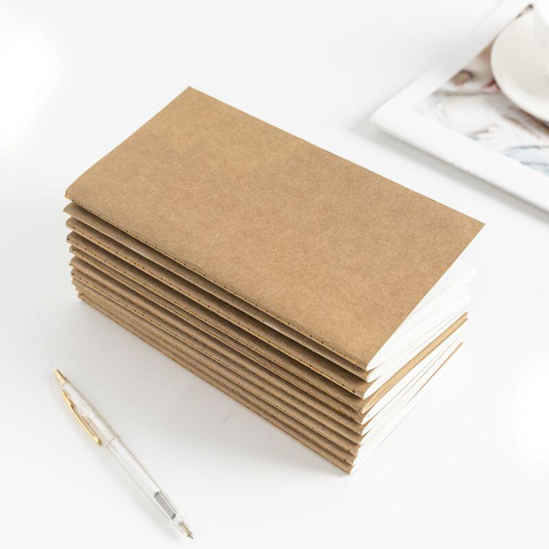 Notepads 2021 Sharkbang 32 Levhalar Traveler Notebook Dolum Günlüğü Haftalık Aylık Planlayıcısı Paints Paints Kağıt Gündem Kırtasiye