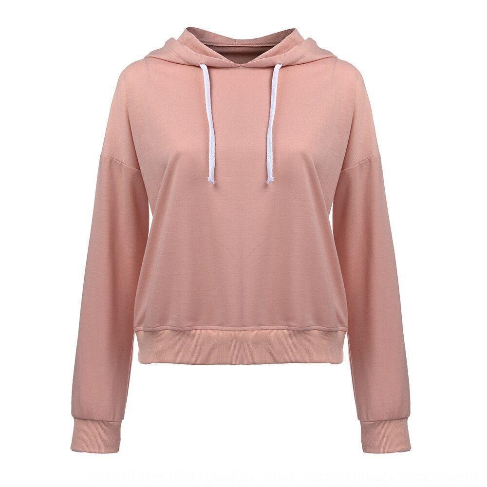 свитер сумка 801056 рукава с капюшоном сплошного цвета случайной 801056 Женской сумка длинного свитером рукав с капюшоном сплошного цвета случайных женщин длинных QYUsi