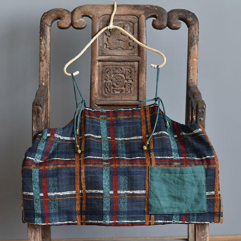liga wq75G honda / lino y de las mujeres chaleco handmadecotton cordones del chaleco de la capa de algodón liga chaqueta sin mangas de la honda Jiumei
