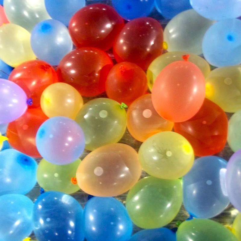 المياه بالون لعبة قنبلة المياه المرح البداية الصيفية للبالونات الماء لglobos الاطفال