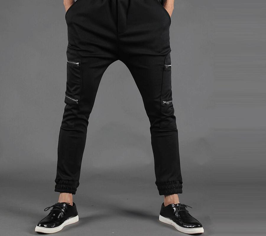 M--XXL HOT 2020 Spring Male New Fashion Cultivate one's morality feet haroun pants
