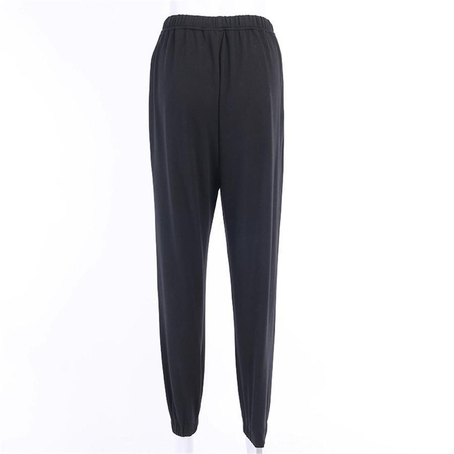 Erkekler'S Moda Jeans Sıkıntılı Broken Graffiti Jeans Erkek Hip Hop Denim Pantolon Streetwear # 454