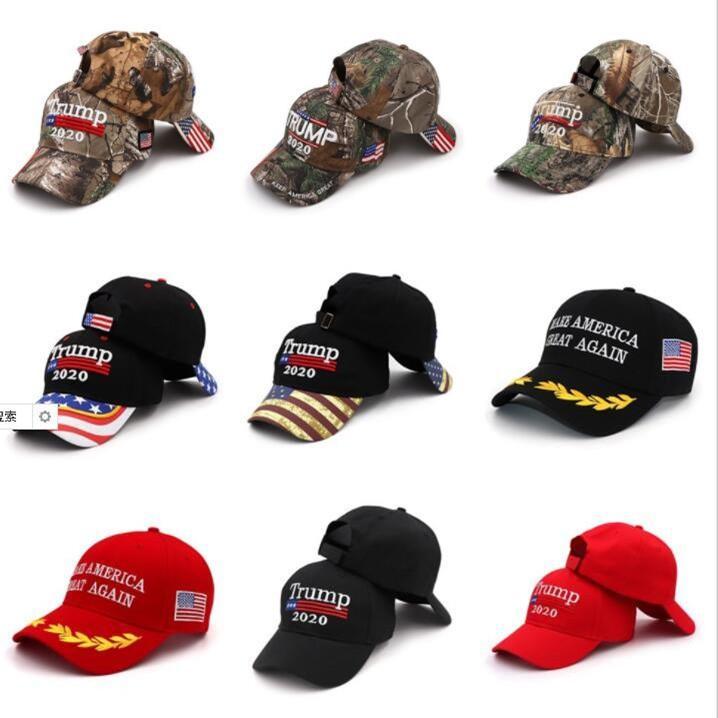 Trump Baseballmütze Make Amerika Große Hüte Donald Trump Wahl Hut Stickerei Sports Caps im Freien Sonnenhut OWC1072