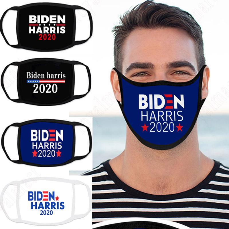 Joe Biden Harris Cotton Gesichtsmaske 2020 US-amerikanischen Wahlen Supplies Staubdichtes Breath Maske DHL-freies Verschiffen
