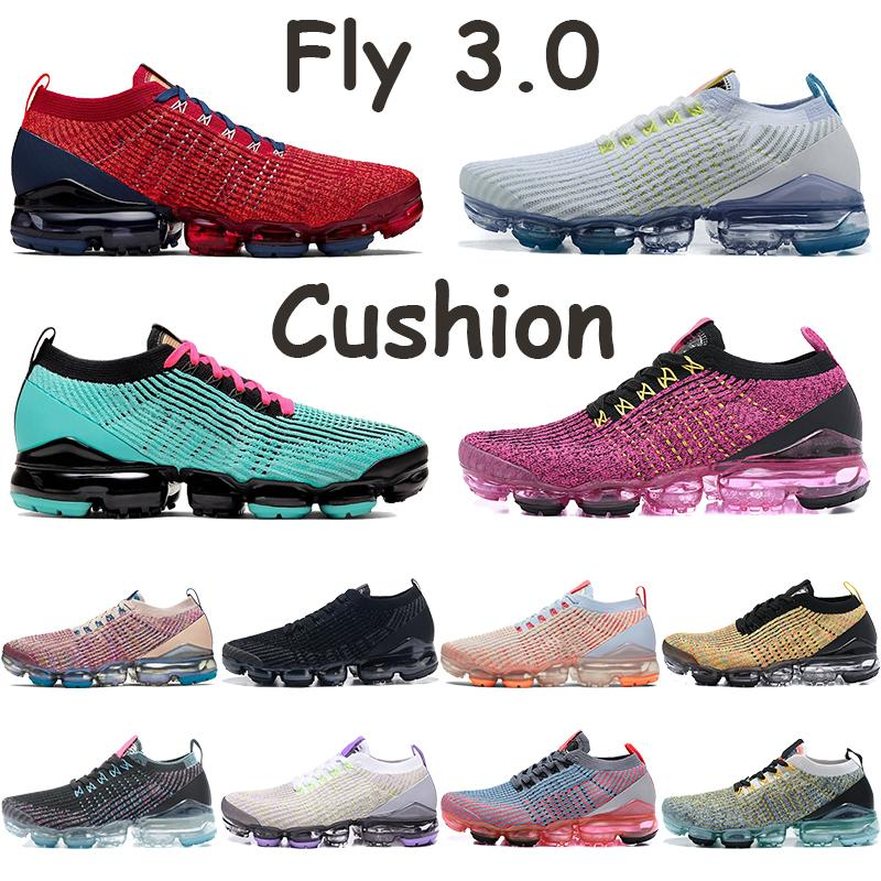 Fly 3.0 Scarpe da corsa South Beach Light Purple Violet Ash Noble Rosso Bianco Nero Aurora Flash Crimson Giallo Giallo uomo cuscino sneakers