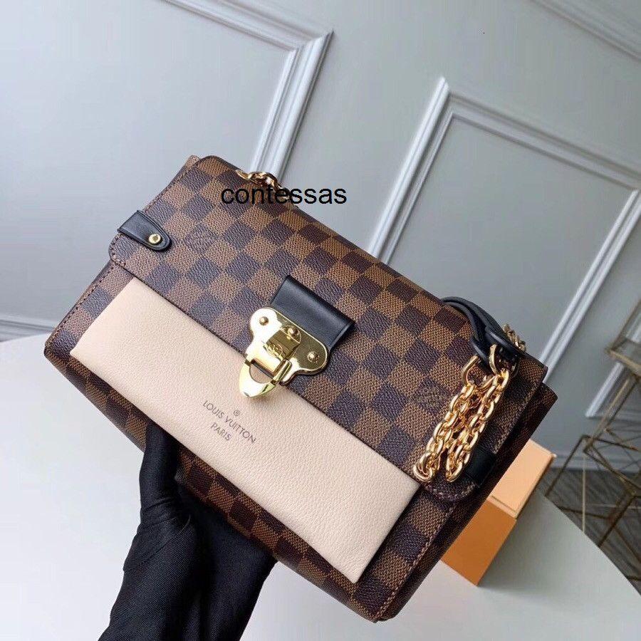 2020 New Classic M40110 size25..18..10cm Sac à dos épaule femme meilleure dames sac à main hommes de mode essenger gratuit Shiping Crossbody