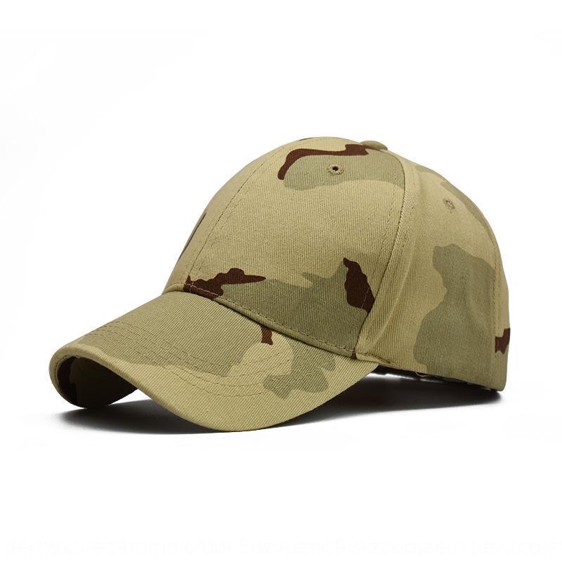 Printemps et été camouflage casquette de formation militaire sports camouflage coton chapeau baseball capbaseball capcap pour les hommes