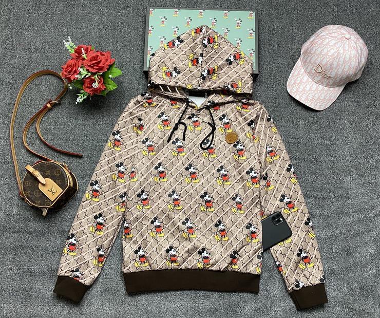 2020 Autumn leisure pure cotton women's sportswear suit two-piece brand sweater