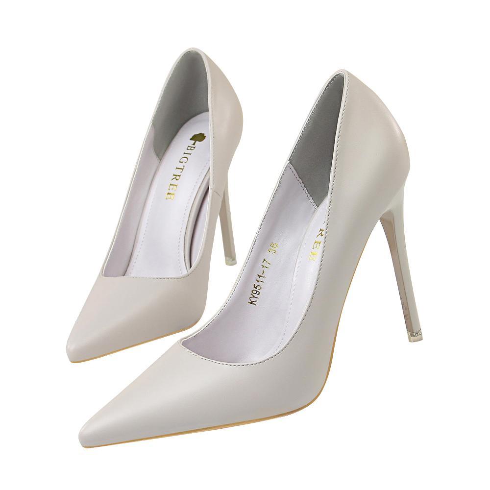 10.5cm Glitter cristal strass argent boucle cheville hauts talons plateforme Pompes mariée demoiselle d'honneur de mariage Chaussures Taille 34 à 43 cs5