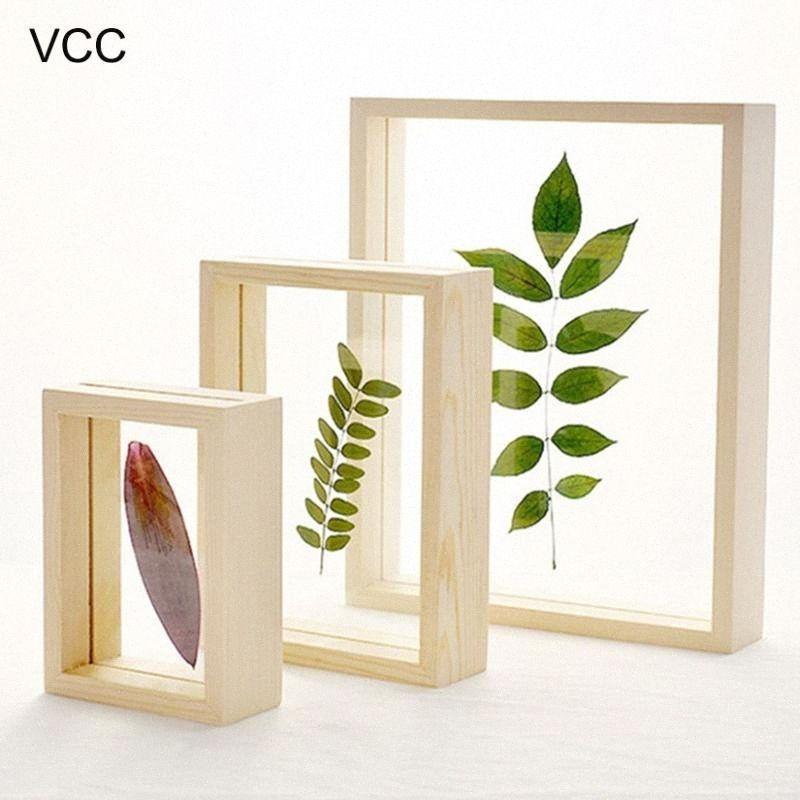 Legale Legno campione di cornice, Photo Frame reale vetro, Cornice Nordic Immagine Per tavolo decorazione, pittura Cornici, Home Decor Mali #