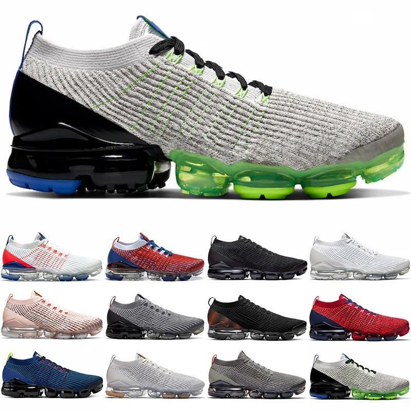 3,0 erkek eğitmenler erkekler kadınlar Üçlü Siyah Beyaz ABD Saf Platin Parçacık Gri Noble Kırmızı Gri Crimson açık spor Sneakers Ayakkabı Koşu