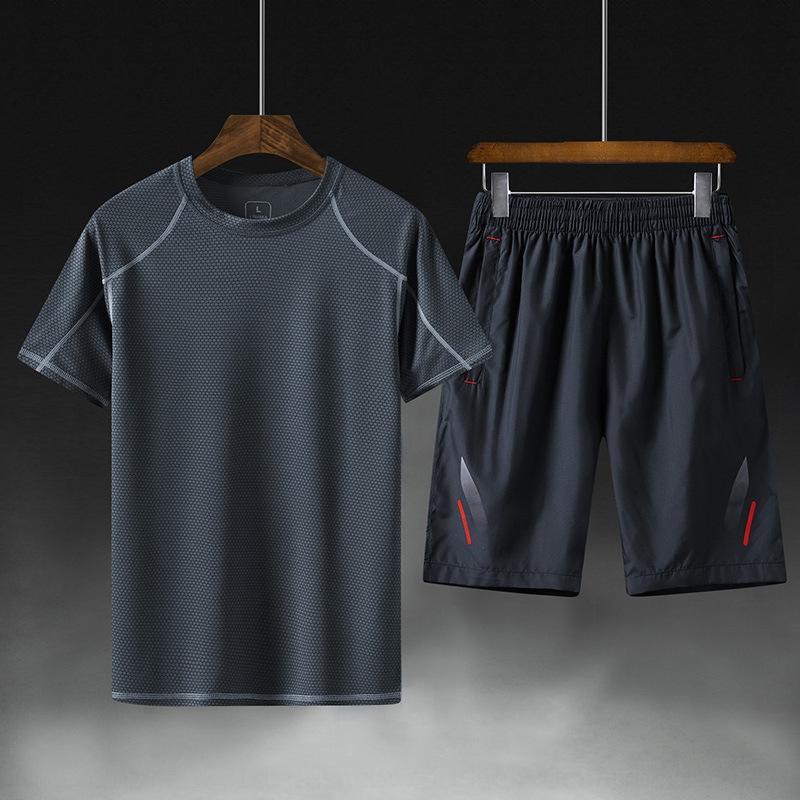nefes alabilen takım spor erkek çalışan spor giyim ince Yazlık giyim erkek Basketba spor czdFK 4r1qi egzersiz spor basketbol