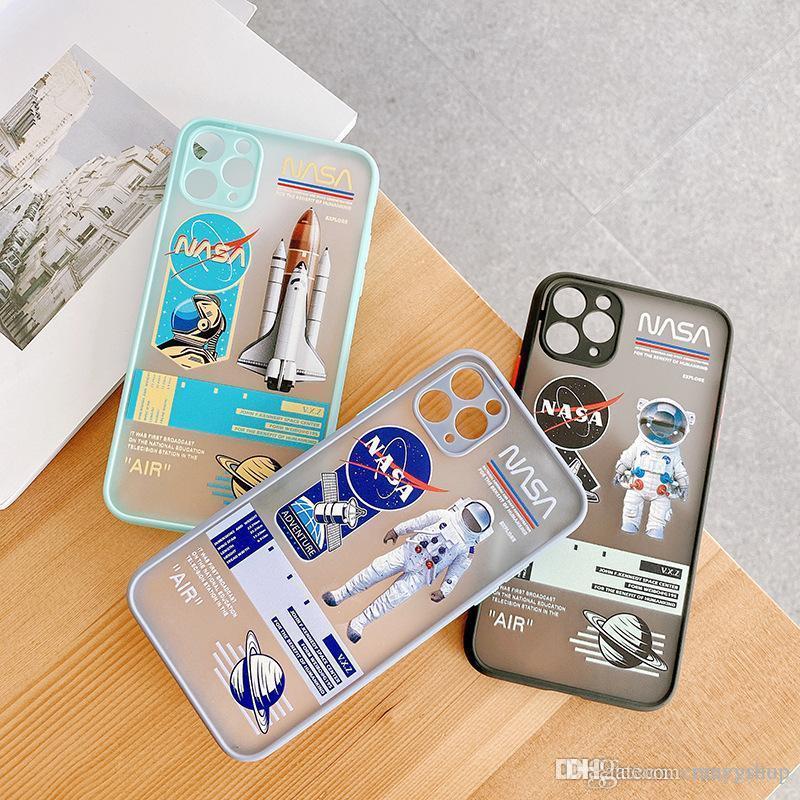 Designer de luxo de alta qualidade Para iphone 11 pro Max X XR Carta macia Xs Max SE 7 8 mais Phone Case Fashion Trend caixa Tampa traseira do caso